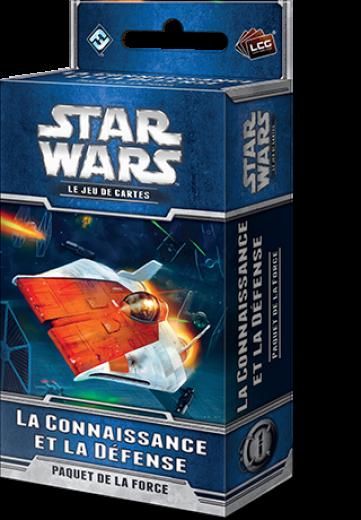 La Connaissance et la Défense (Star Wars JCE)