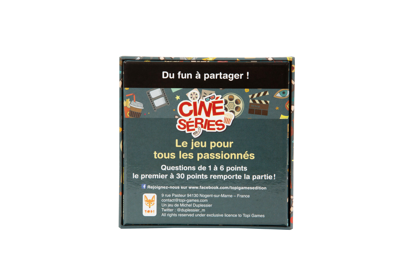 Family Quizz : Cinéma & Série TV