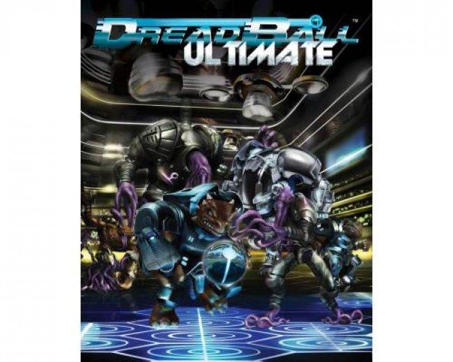 DREADBALL SEASON III BOOK