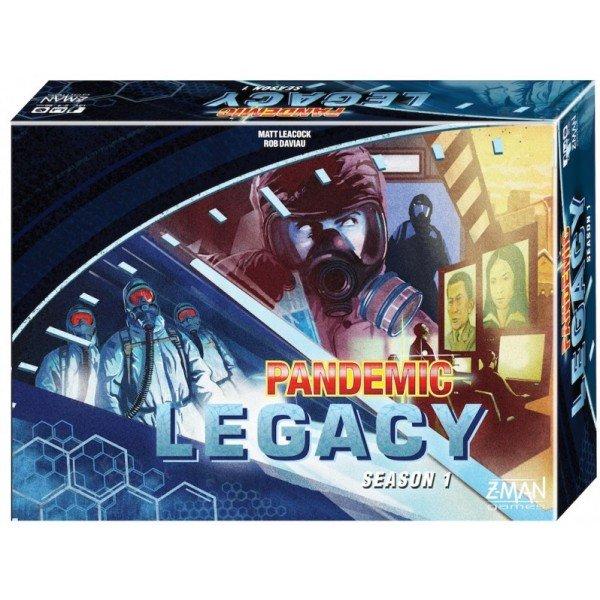 Pandemic legacy - saison1 (bleu)