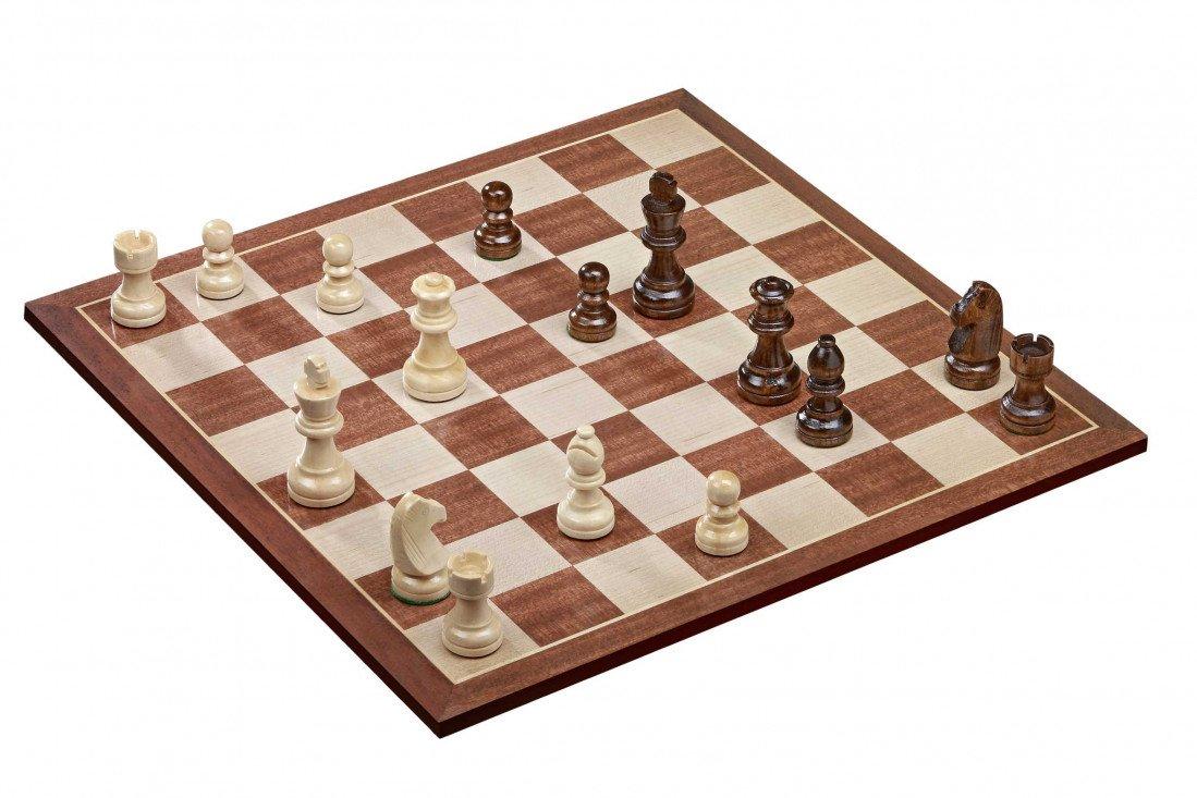 Jeu d'échecs (Case 45 mm)