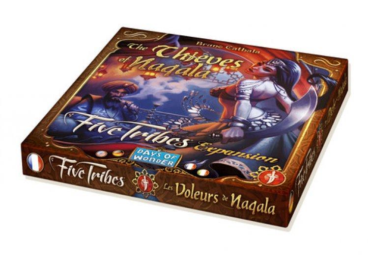 Five tribes - Les voleurs de Naqala