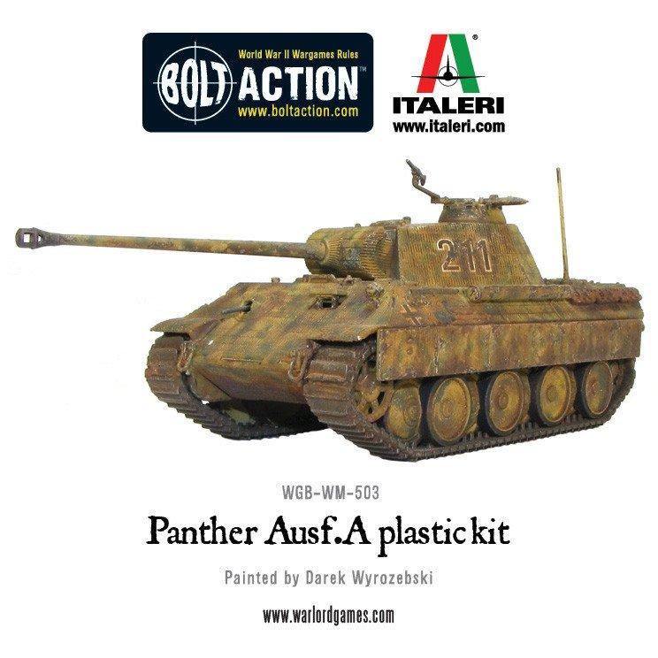 BA - Panther ausf. A