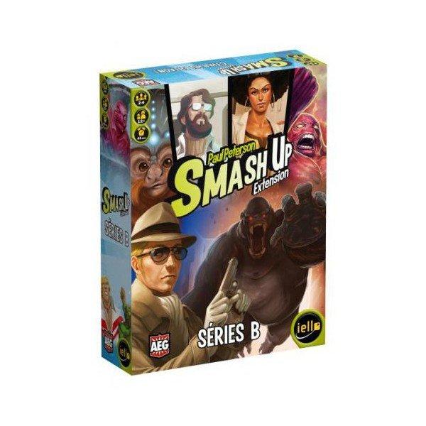 Smash Up - Séries B