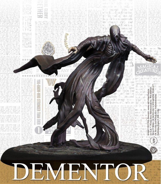 Harry Potter Miniatures - Dementor adventure pack