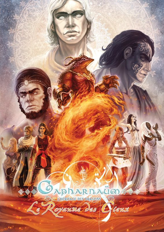 Capharnaum - Le Royaume des Cieux