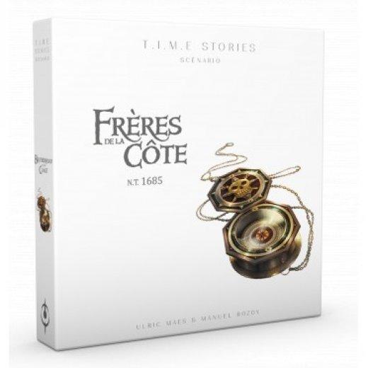 Time Stories - Frères de la Côte (ext 7)