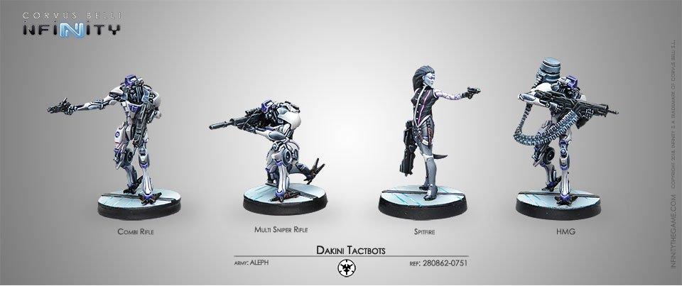 INF - Aleph - Dakini Tactbots