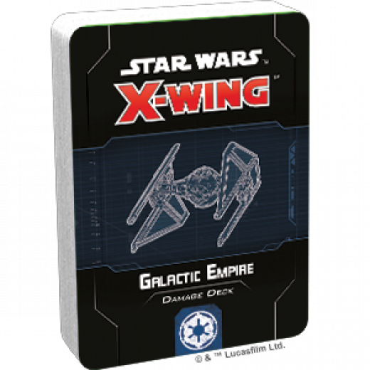 X-Wing 2.0 : Galactic Empire Damage deck