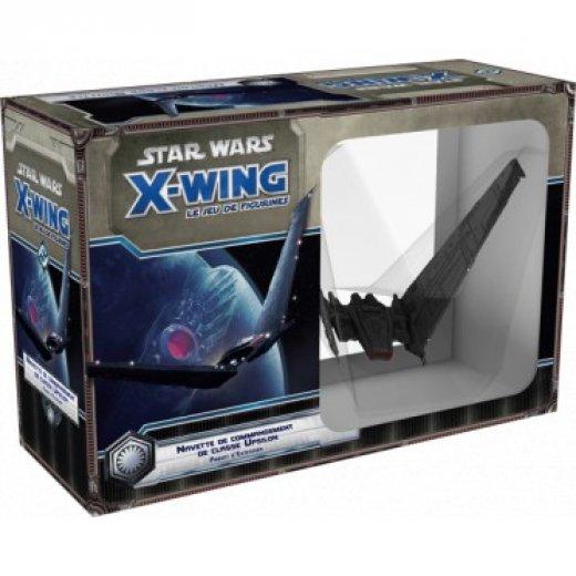X-wing: Navette de commandement de classe Upsilon