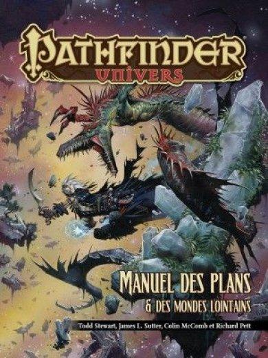 PathFinder - Manuel des plans & des mondes lointains (couverture rigide)