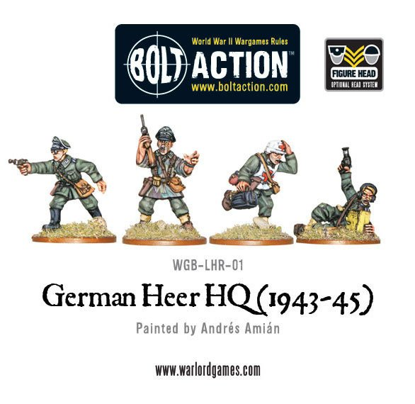 BA - German - German Heer HQ (1943-45)