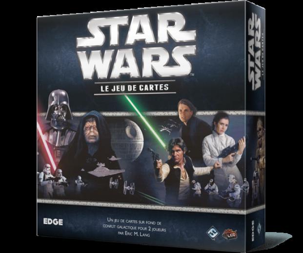 Star Wars : Le Jeu de Cartes - JCE