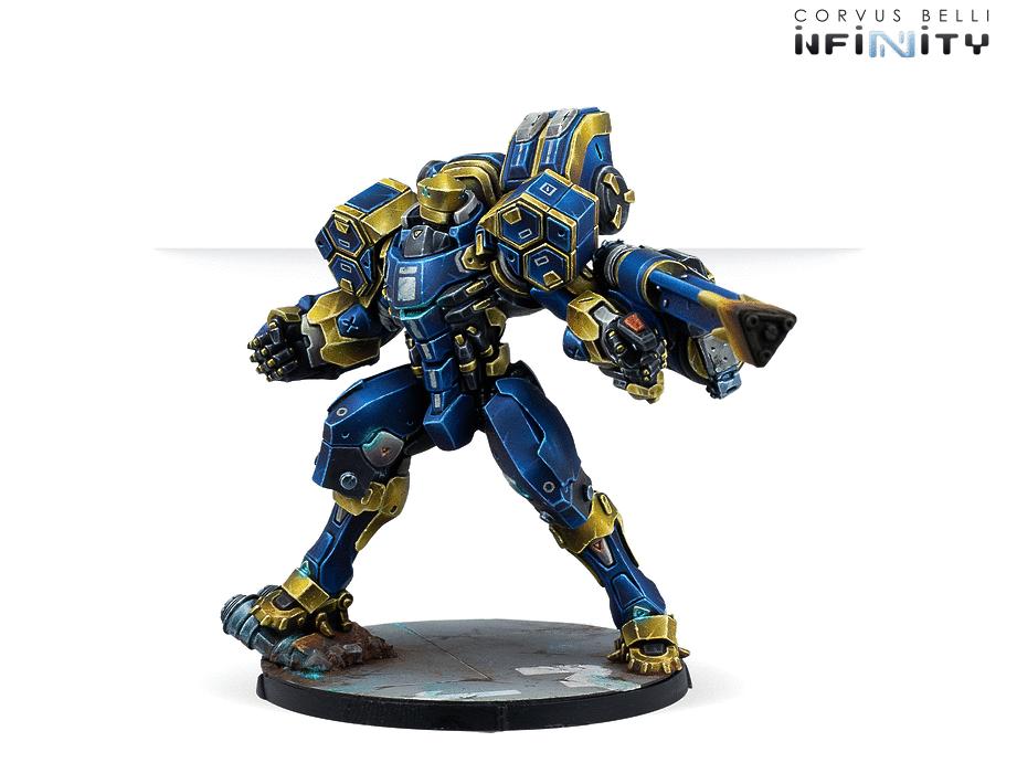 Inf - Zeta unit