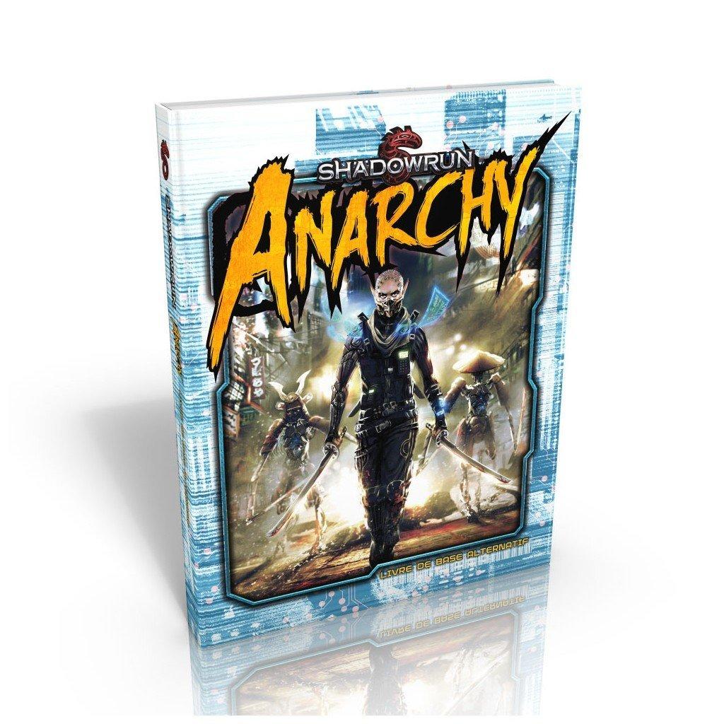 Shadowrun Anarchy (livre de base altérnatif)