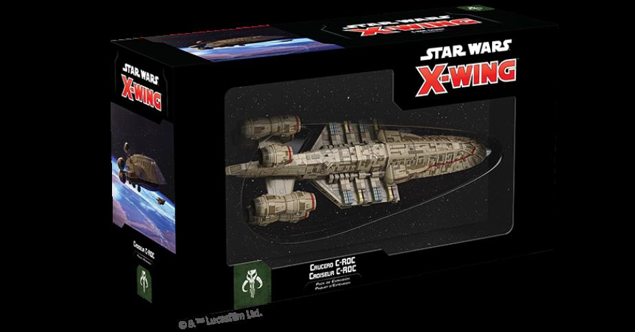 SW X-Wing 2.0 : Croiseur C-Roc