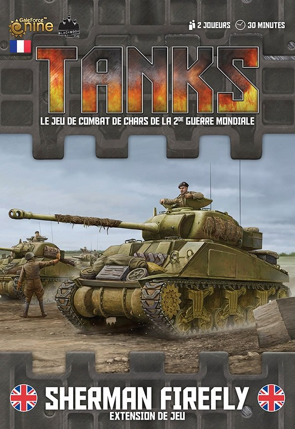 Tanks - Sherman firefly