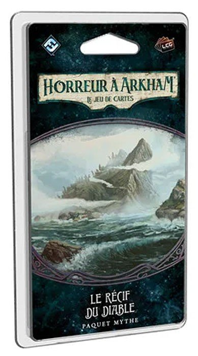 Horreur à Arkham JCE - Le récif du diable