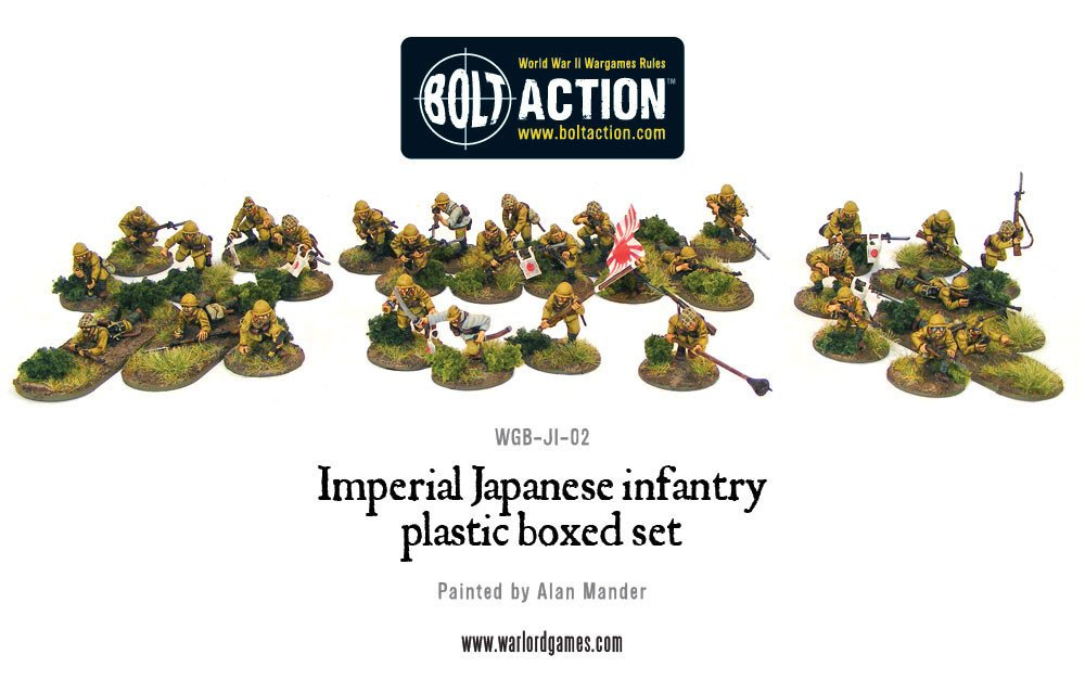 BA - Japan - Japanese infantry
