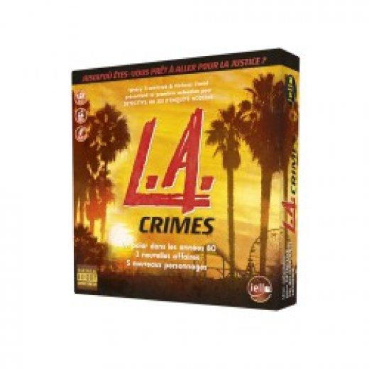 Détective - Extension L.A. Crimes