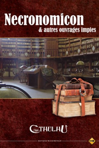 AdC Necronomicon et autres ouvrages impies (24)