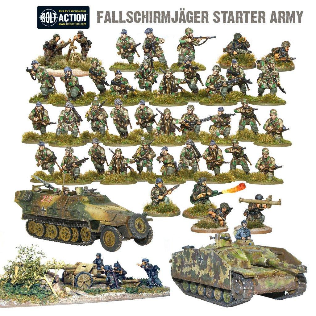 BA - German - Fallschirmjäger starter army
