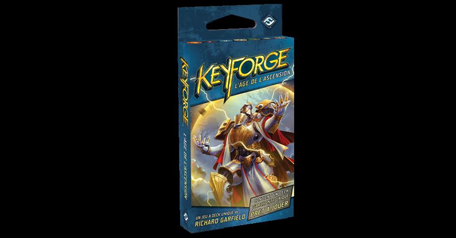 Keyforge Deck : L'âge de l'ascension