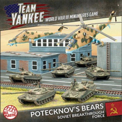 FOW - TY - USSR - Potecknov's bears