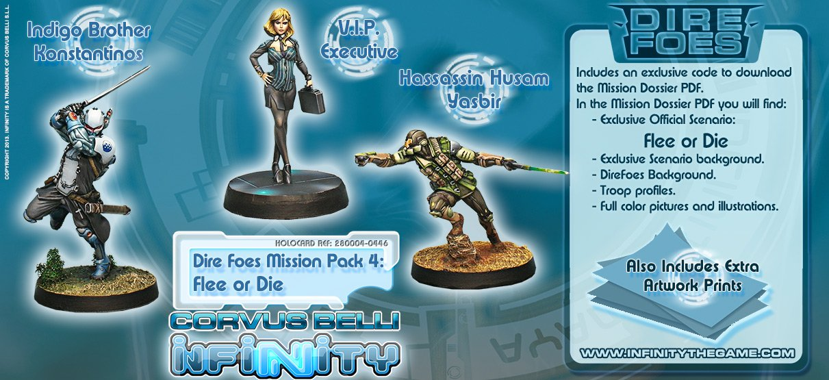 INF - Mission pack 4