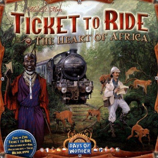 Les Aventuriers du Rail : Afrique