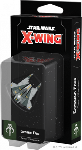 X-wing 2.0 : Chasseur Fang