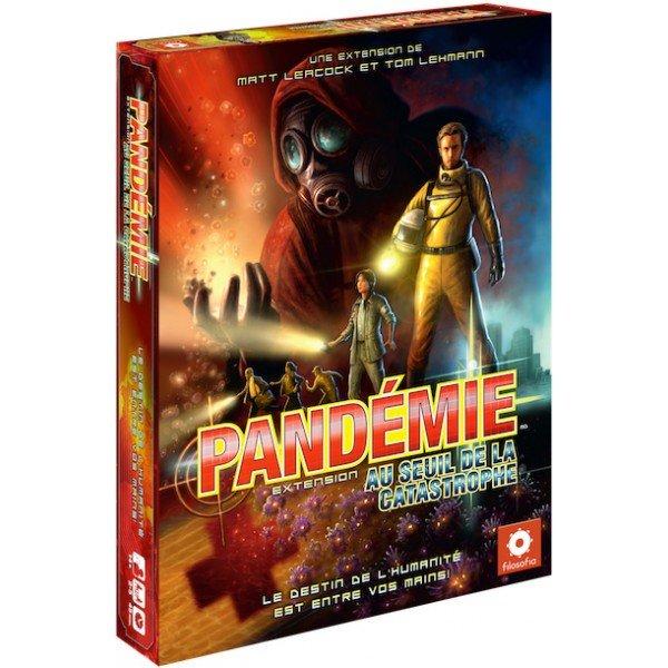 Pandemic - au seuil de la catastrophe (ext. 1)