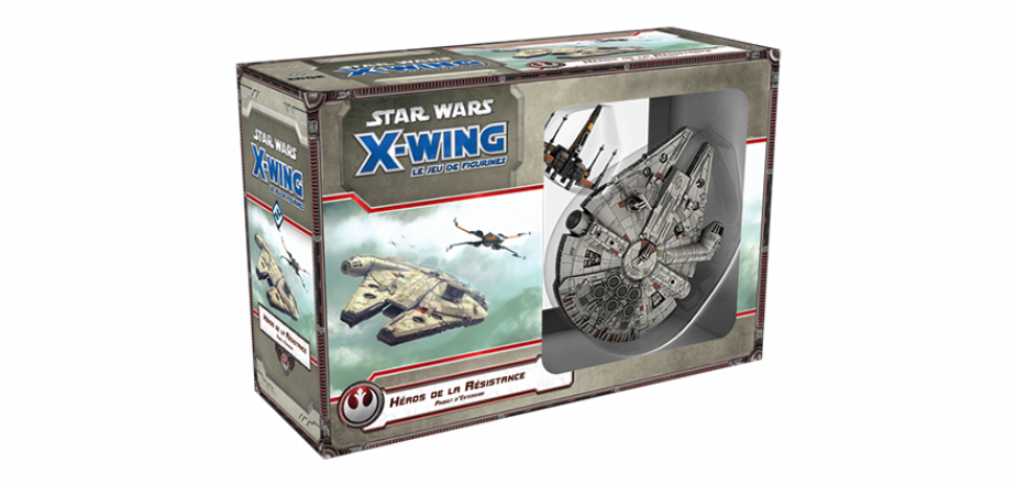 Star Wars X-Wing: Héros de la Résistance