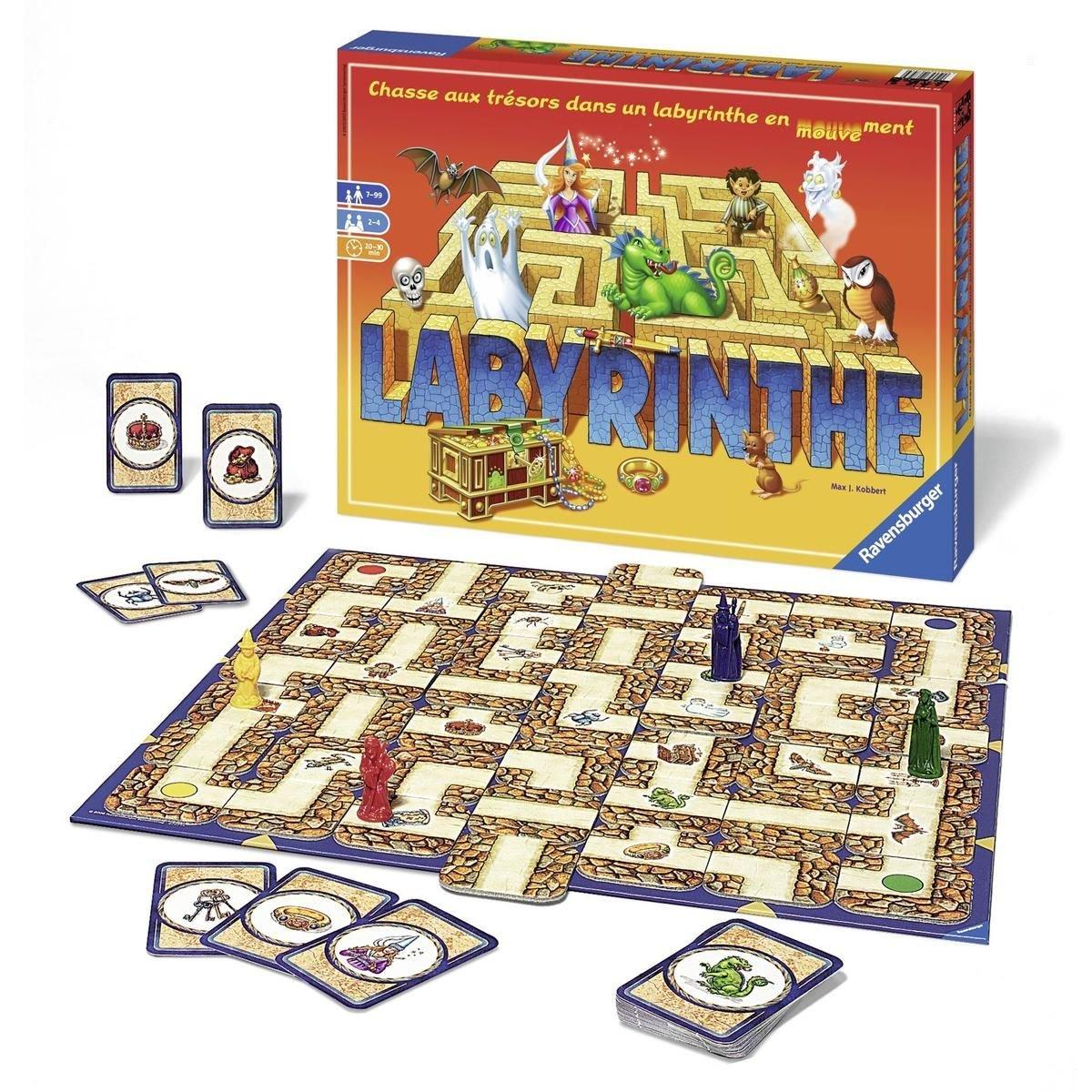 Labyrinth - Suisse édition