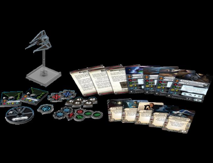 TIE Fantôme (Star Wars X-Wing)