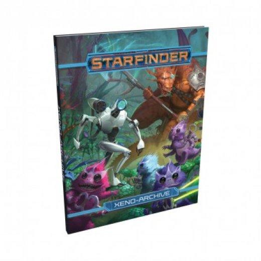 Starfinder Xéno-archive