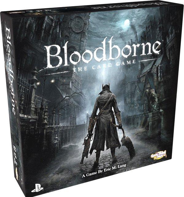 Bloodborne - Le Jeu de Cartes