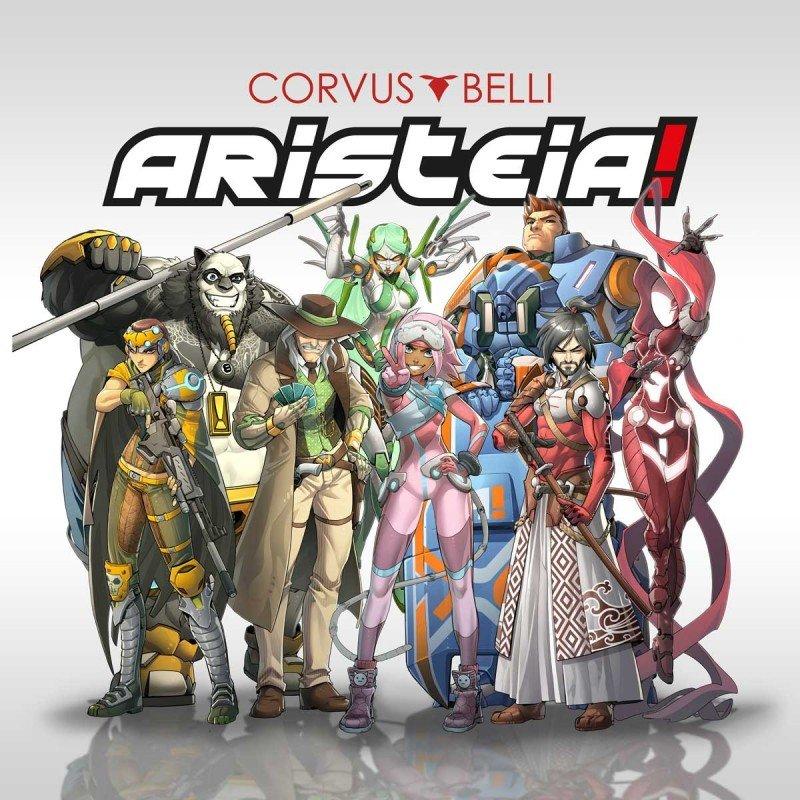 Aristeia - boîte de base