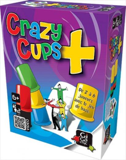 Crazy Cups+