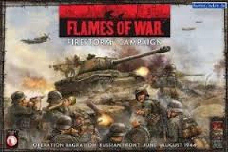 FoW - Firestorm campaign