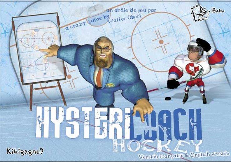 HysteriCoach Hockey