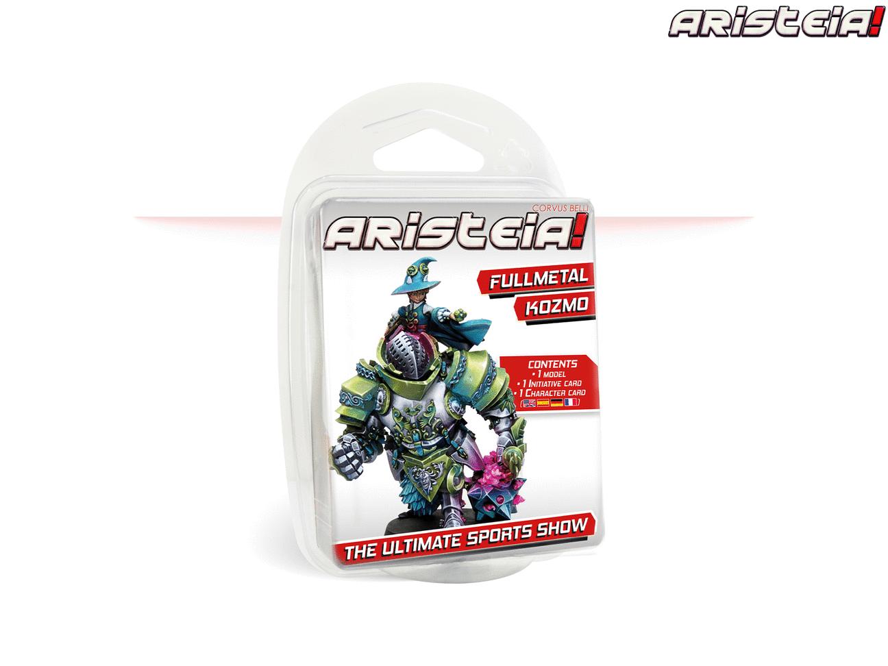 Aristeia - Fullmetal Kozmo
