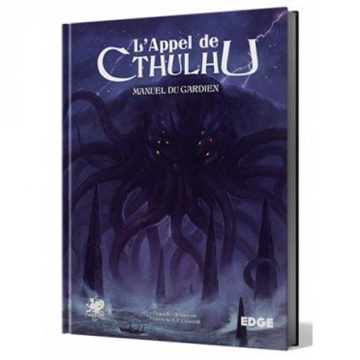 Le Manuel du Gardien (Appel de Cthulhu EDGE V7)