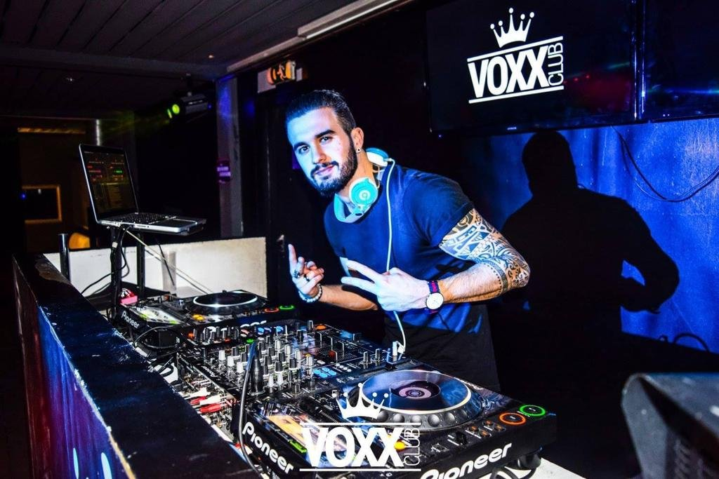DJ Patrick Fontana