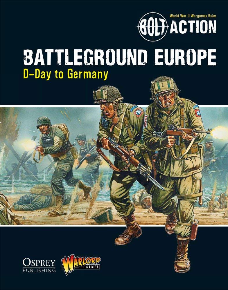 BA - Battleground europe rulebook