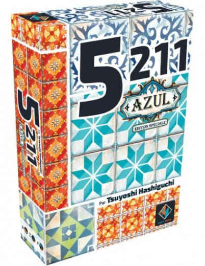 5211 version Azul