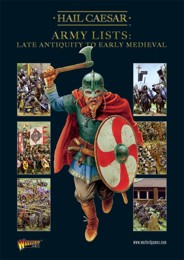 Army lists : Late antiquity to early medieval