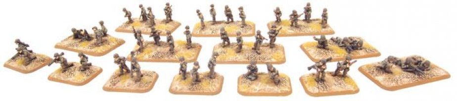 FoW - US - Armored rifle platoon