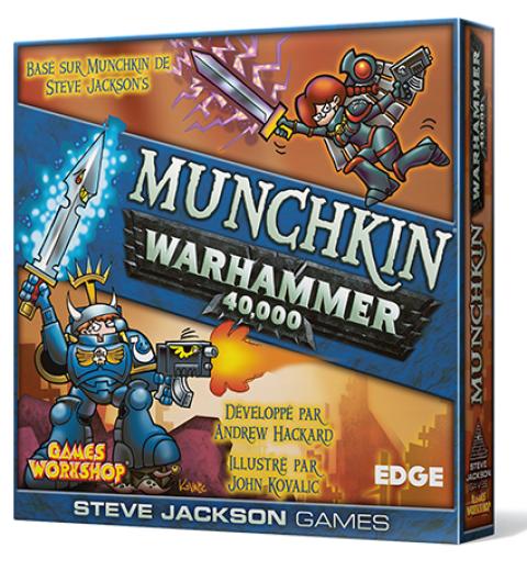 Munchkin Warhammer 40'000 (FR)