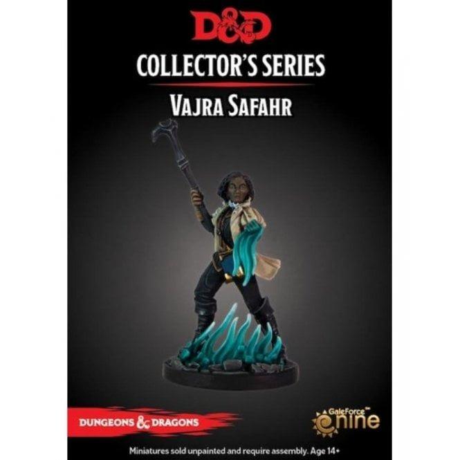 D&D figurine : Varja Safahr